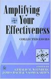 Amplifying Your Effectiveness book cover