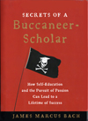 Secrets of a Buccaneer-Scholar book cover
